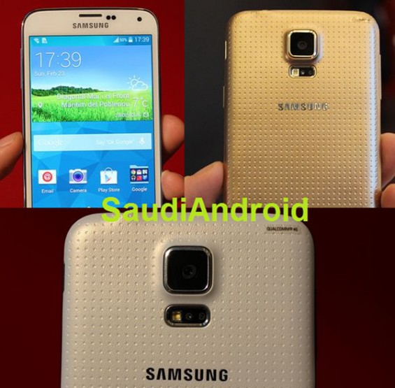 Galaxy S5 leaked 4