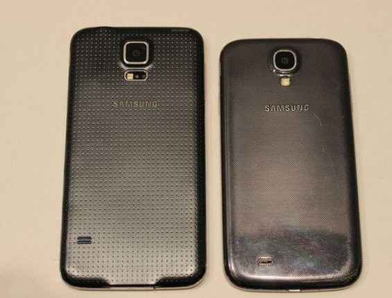 Galaxy S5 leaked 5