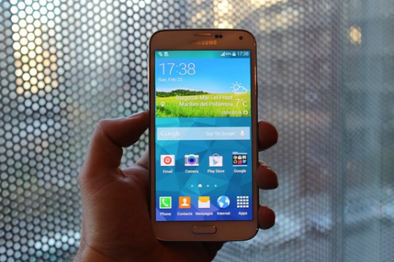 Galaxy S5 leaked 6