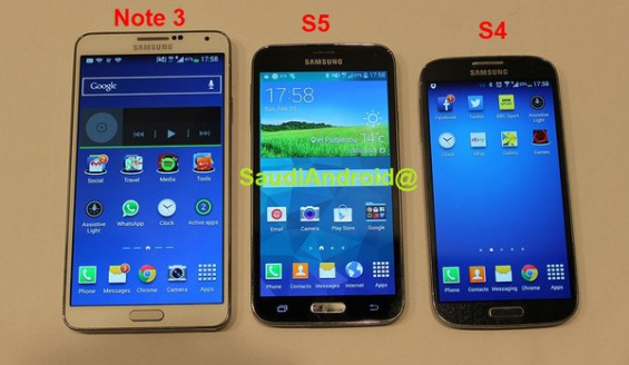Galaxy S5 leaked 7