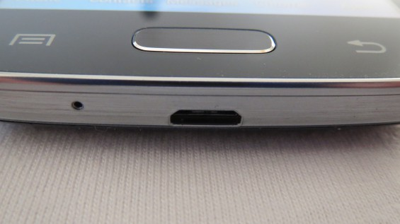 Galaxy Express 2 USB Port
