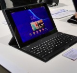 Xperia Z2 Tablet   Hands on