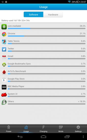 Lenovo Yoga 8  Battery Manager