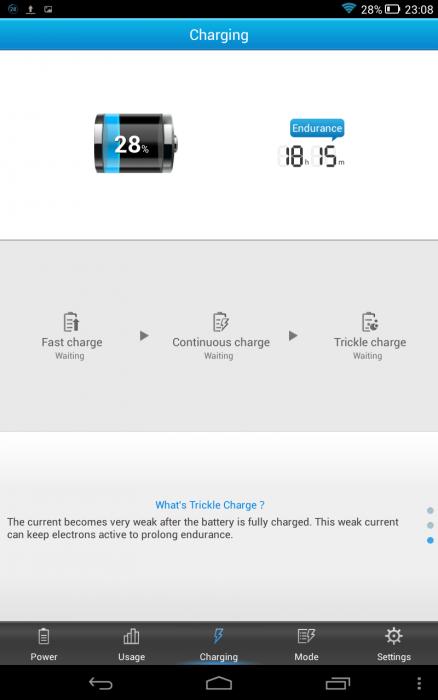 Lenovo Yoga 8  Battery Manager Screenshot 2014 02 27 23 08 49