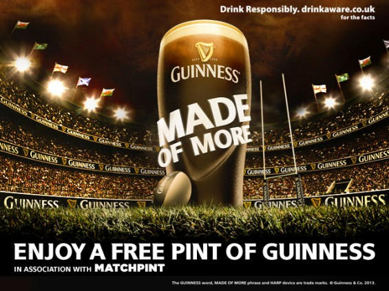GUINESS OFFER