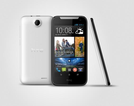 HTC Desire 310 3V White