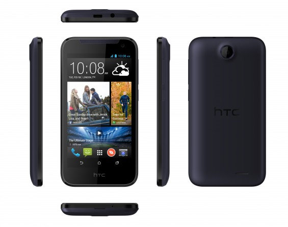HTC Desire 310 6V Blue