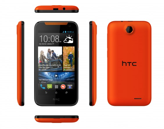 HTC Desire 310 6V Orange