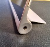 Up close   The Lenovo Yoga Tablet 10 HD+