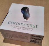 Google Chromecast   First steps