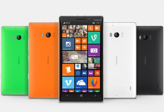 Lumia 930 feat