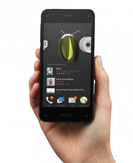 FirePhone Hand Firefly Icon