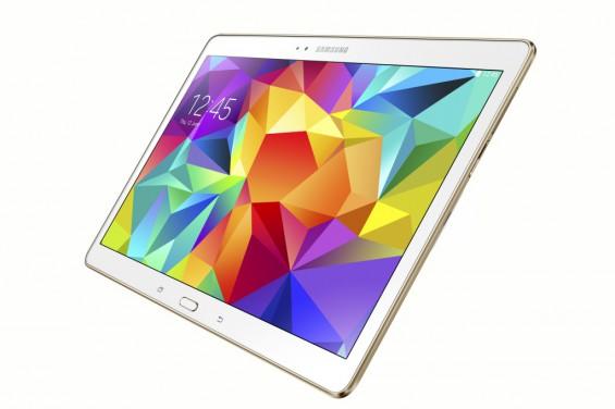 Galaxy Tab S 10.5 inch Dazzling White 11
