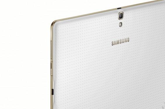 Galaxy Tab S 10.5 inch Dazzling White 13