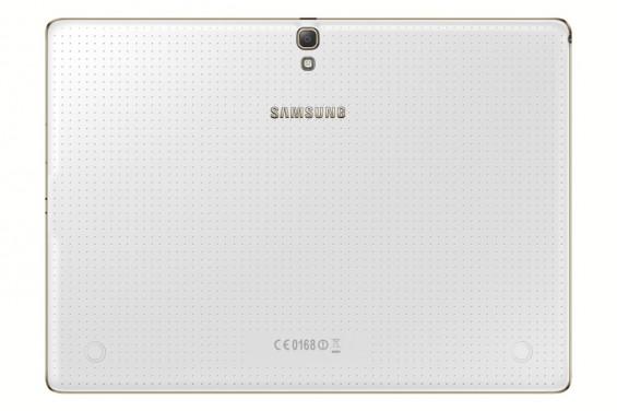 Galaxy Tab S 10.5 inch Dazzling White 2