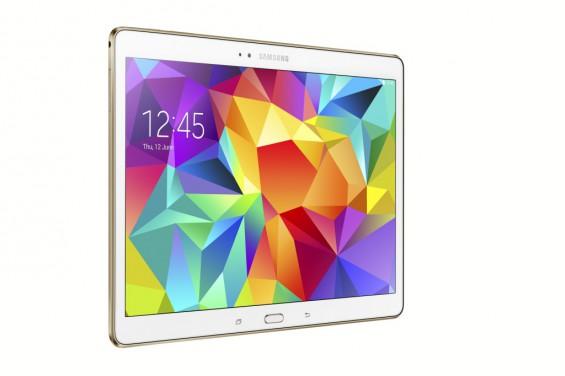 Galaxy Tab S 10.5 inch Dazzling White 3