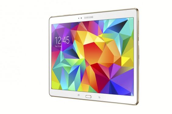 Galaxy Tab S 10.5 inch Dazzling White 4