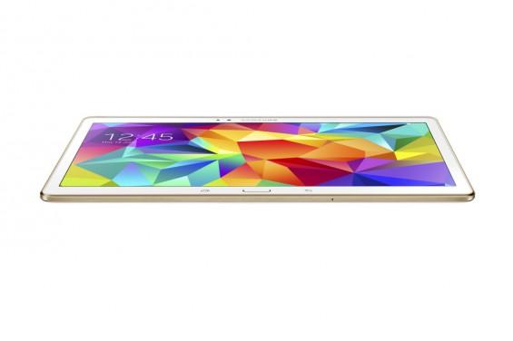 Galaxy Tab S 10.5 inch Dazzling White 5