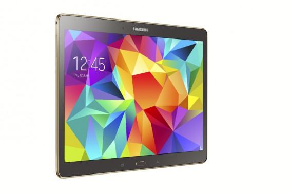 Galaxy Tab S 10.5 inch Titanium Bronze 3