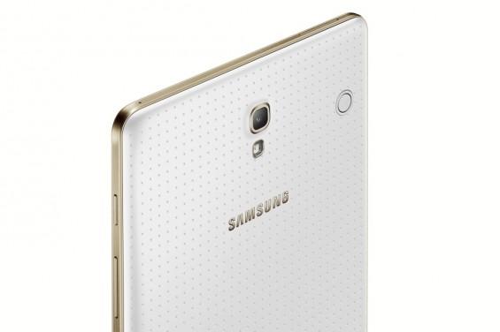 Galaxy Tab S 8.4 inch Dazzling White 11