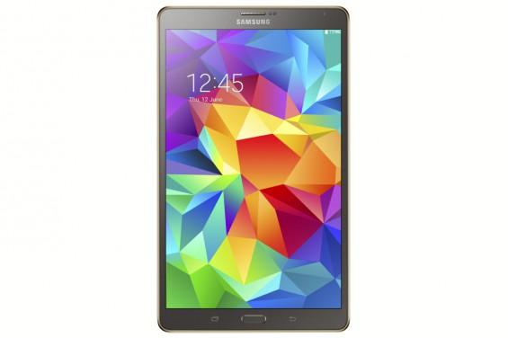 Galaxy Tab S 8.4 inch Titanium Bronze 1
