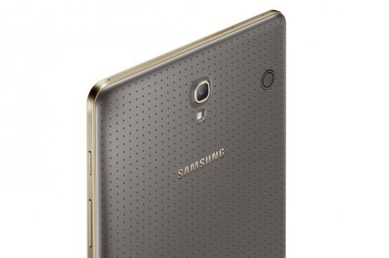 Galaxy Tab S 8.4 inch Titanium Bronze 11