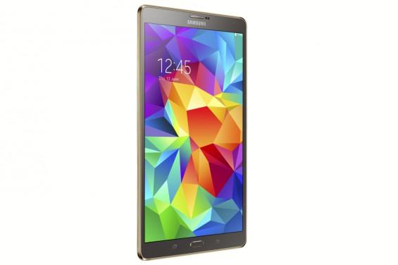 Galaxy Tab S 8.4 inch Titanium Bronze 3