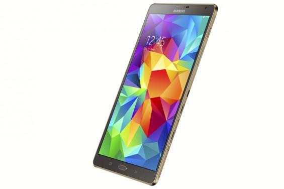Galaxy Tab S 8.4 inch Titanium Bronze 9