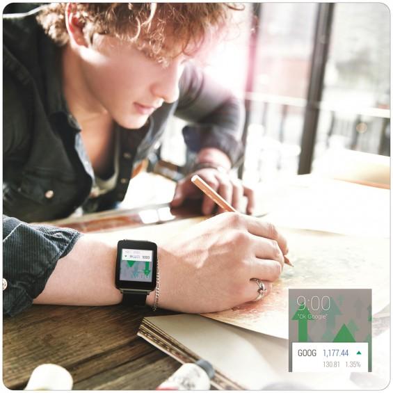 LG G Watch lifestyle 1