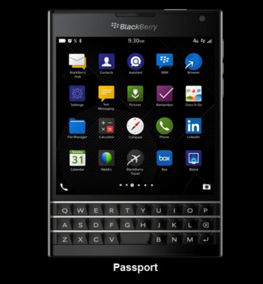 blackberry passport1