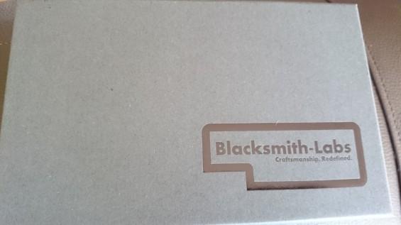 Blacksmith box