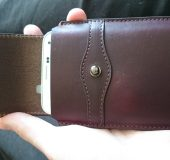 Blacksmith Labs leather case review