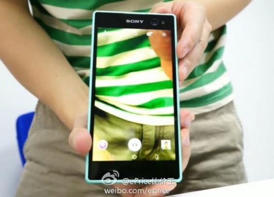 Xperia Selfie Phone 1 640x462