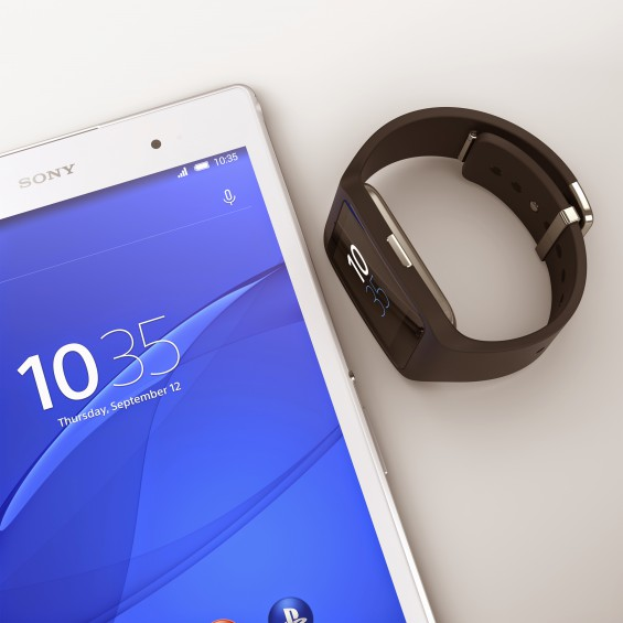 13 Xperia Z3 Tablet Compact SmartWatch