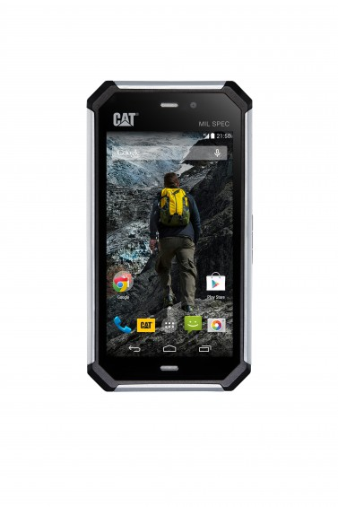 Cat S50 Front Hiking