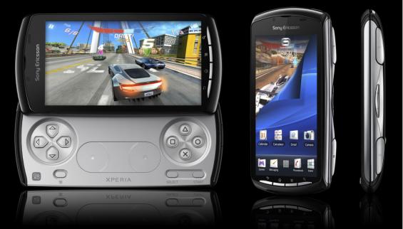 Sony Xperia Play