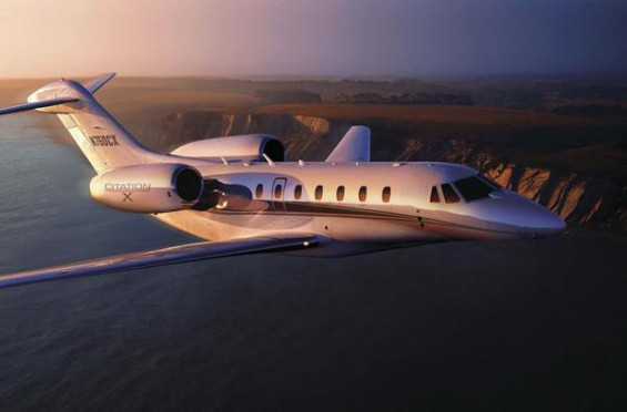 A Virgin charter private jet.