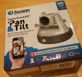 SwannCloud HD Pan & Tilt WiFi Security Camera Review
