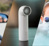 HTC RE Launched   An innovative handheld camera