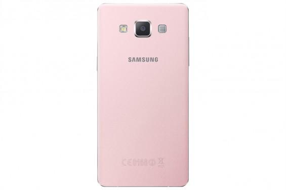 SM A500F 002 Back Pink