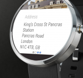 Hotel information beamed to your smartwatch