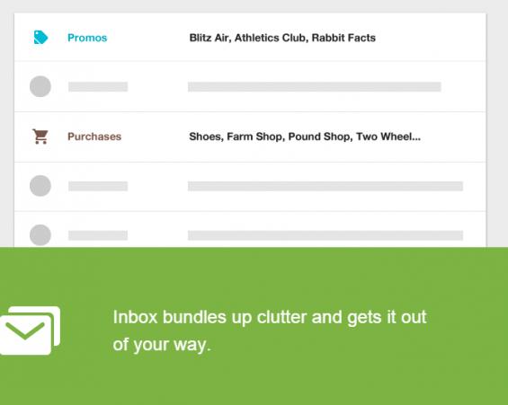 inbox bundles