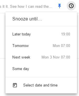 inbox snooze 2