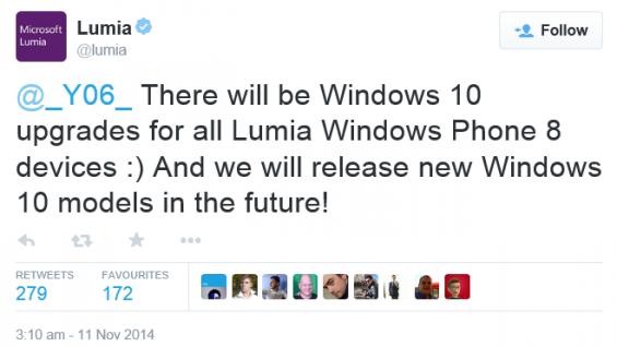 Lumia WP10