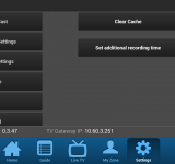 Vbox TV Gateway Review   Your TV, on your phone