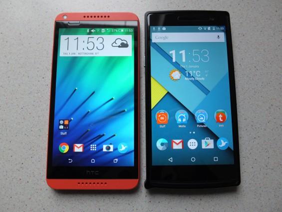HTC Desrie 816 Pic17