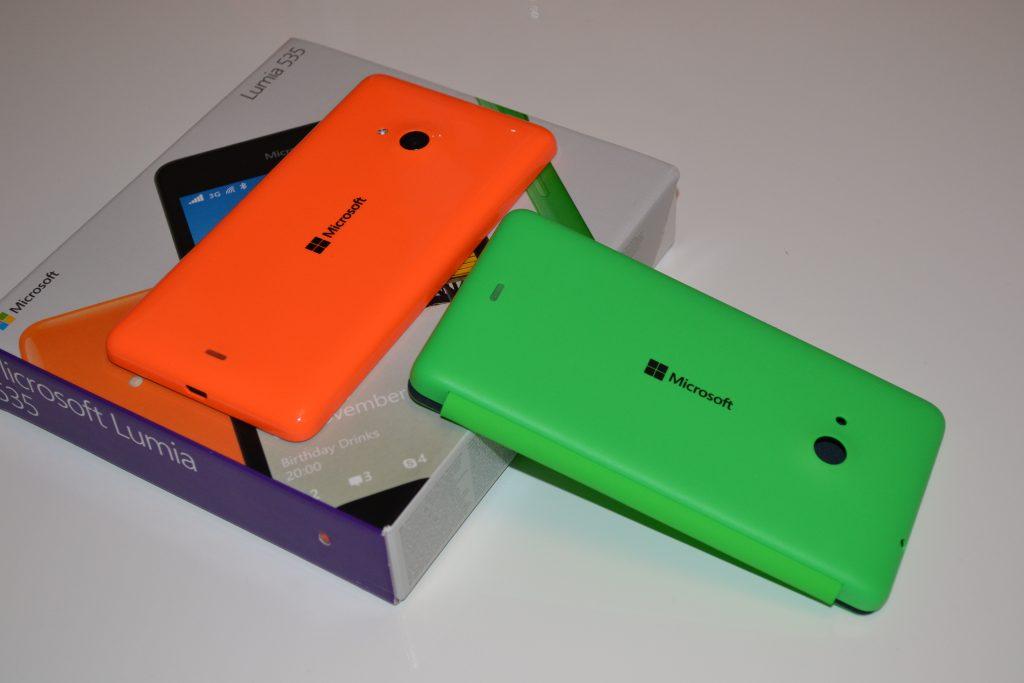 Lumia 535 Review
