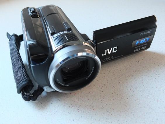 JVC  GZ HD30EK
