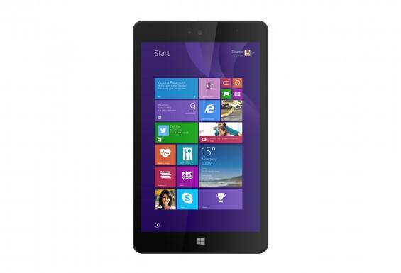 KAZAM   8 Inch Tablet   Front Flat   Windows