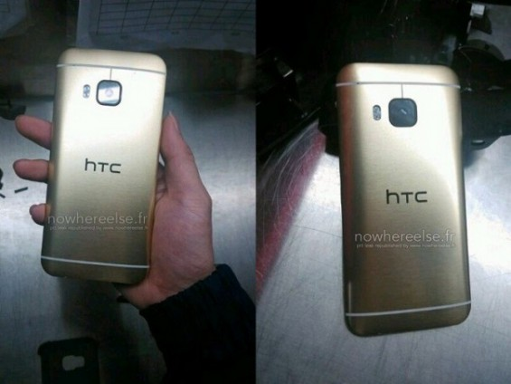 htc m9 gold